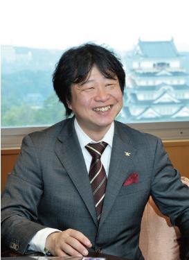 ライズマーケティングオフィス株式会社 代表 田中みのる氏