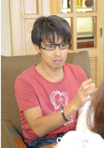 株式会社大和広告 代表取締役 花崎 章