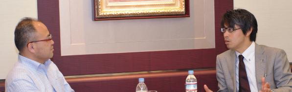 株式会社ルグラン共同CEO 泉 浩人氏/株式会社大和広告 代表取締役 花崎 章
