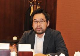 株式会社MIYUKI 常務取締役 勝岡健治さん